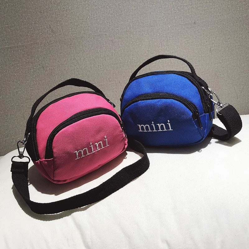 m&m巧克力顏色小包多層肩背包斜背包手機包潮流多功能包