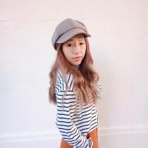 韓國直送毛呢料厚版報童帽氣質書僮帽氣質八角帽