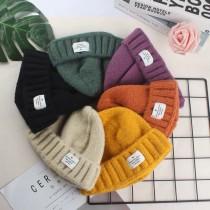 歐美風格厚版毛帽潮流保暖造型冷帽帥氣個性街頭百搭毛帽