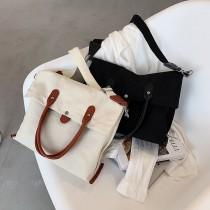 三十而已王漫妮同款包包女2020新款潮大容量單肩背側背手提帆布女包