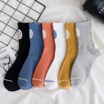 新爆款網紅同款籃球襪子時髦街頭男女襪情侶中高筒個性嘻哈字母滑板襪