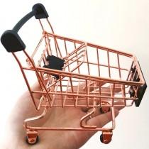 造型推車式雜物架美妝小物擺置架生活用品小物架