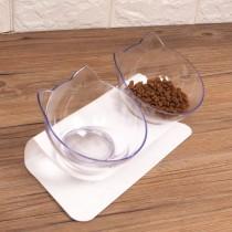 貓奴必備貓臉造型吃飯喝水碗貓咪用品貓食碗寵物用品